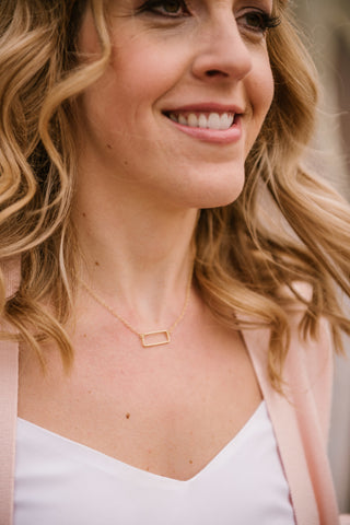 The Natalie Necklace (Gold)