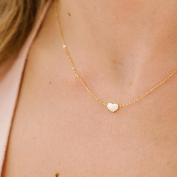 The Chloe Necklace (Heart or Star)
