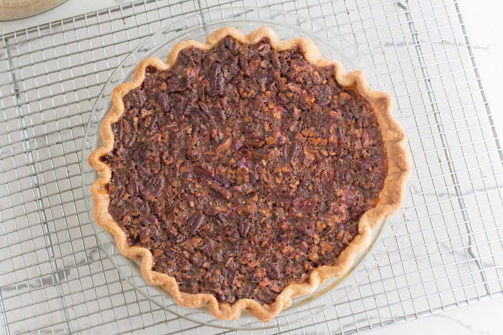 Fody's Low FODMAP Pecan Pie