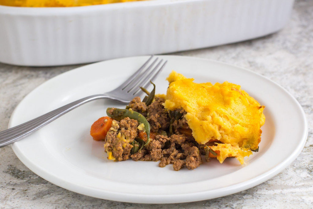 Fody's Low FODMAP Shepherd's Pie