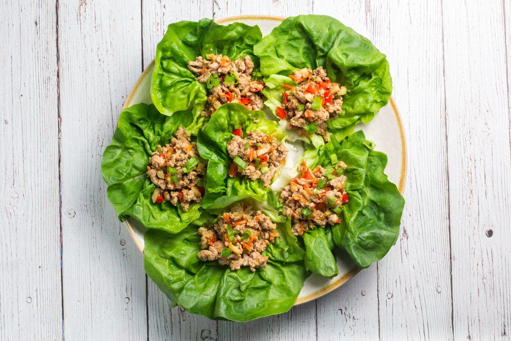 low-fodmap-turkey-lettuce-wraps
