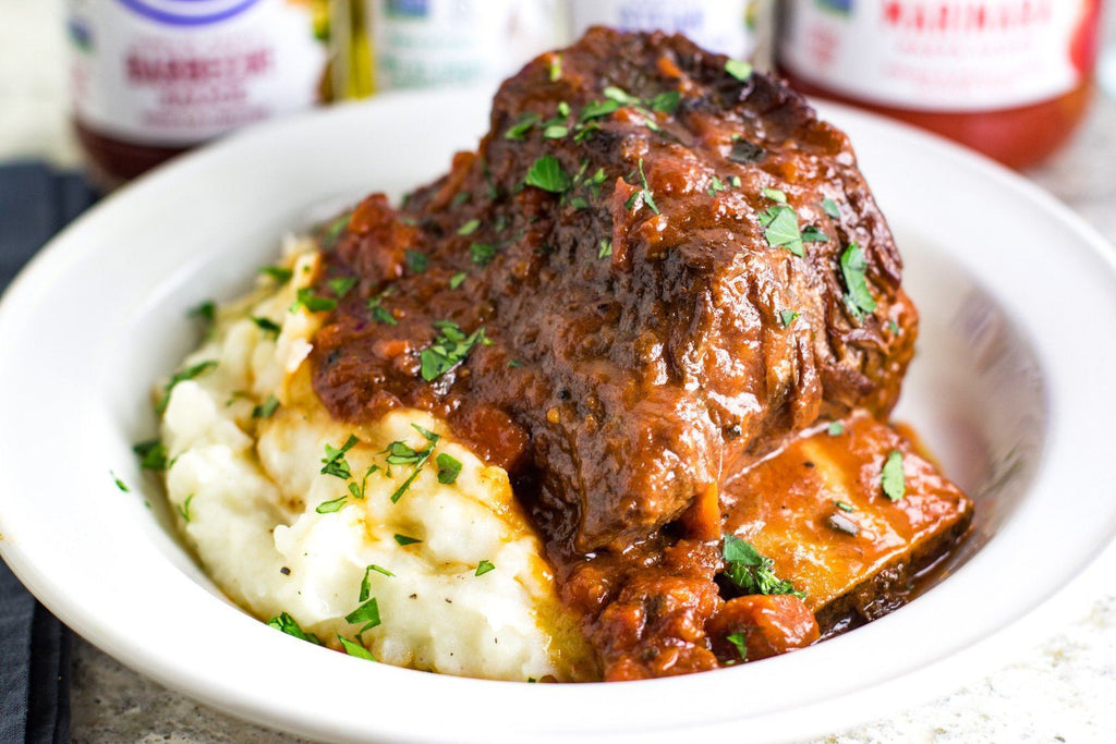 Low FODMAP Short Ribs