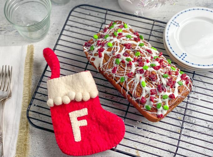 Fody's Low FODMAP Gluten-Free Gingerbread Loaf