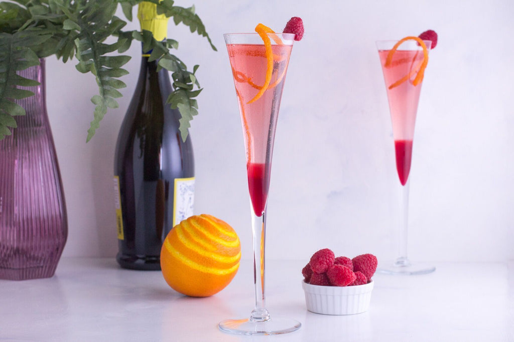 Fody Cran-Raspberry Low FODMAP Mimosa