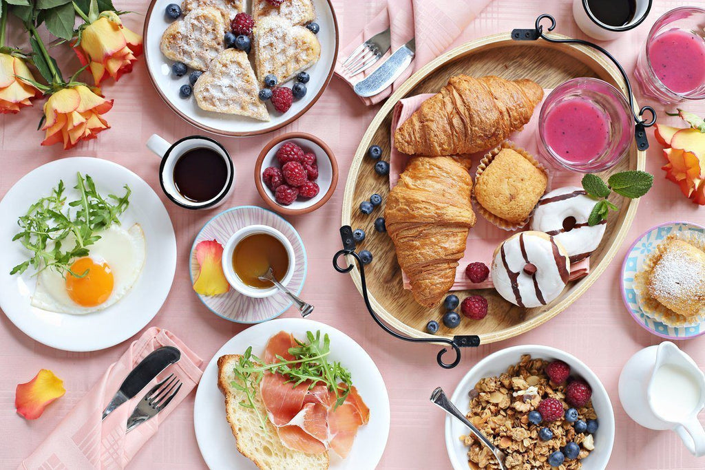 A Low FODMAP Mother's Day Brunch