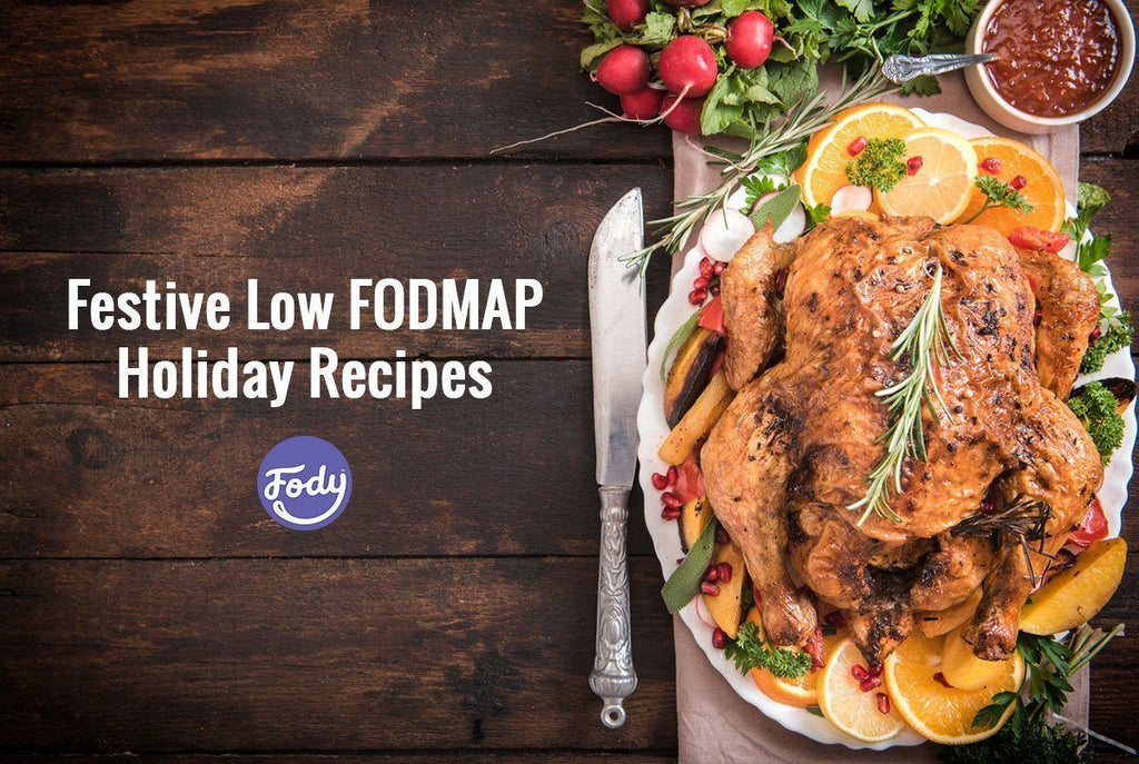Festive Low FODMAP Holiday Recipes