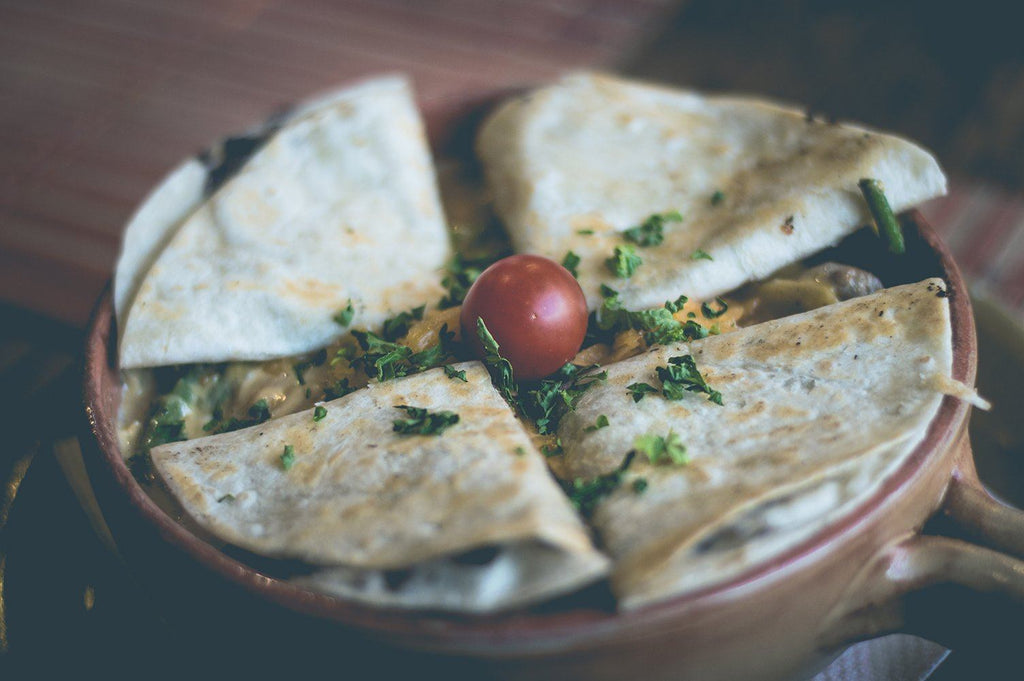 Easy Low FODMAP Quesadillas With Lentils