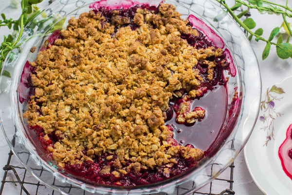 low-fodmap-fruit-crumble