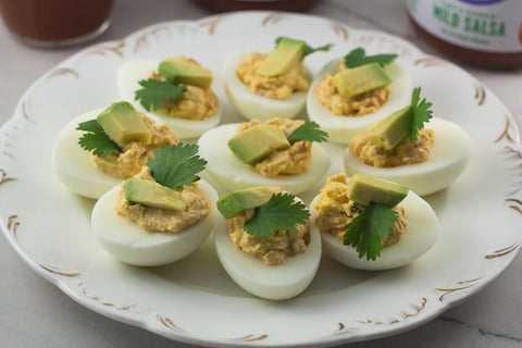Low-FODMAP-Deviled-Eggs