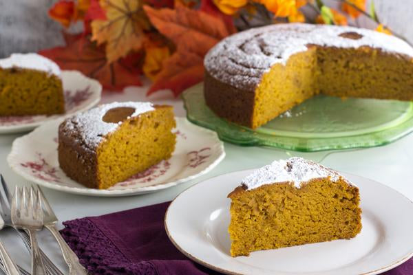 low-fodmap-pumpkin-spice-cake