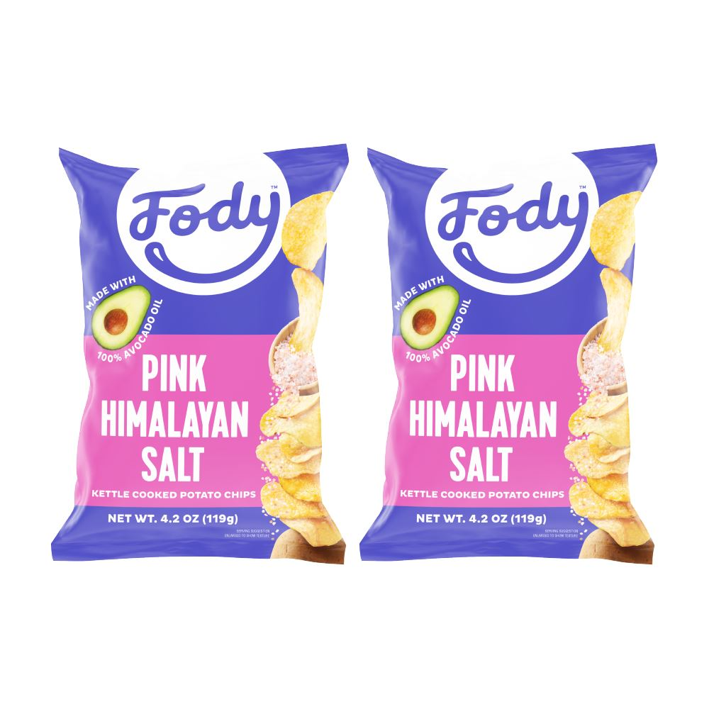 fody low fodmap pink himalayan salt kettle chips