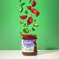 Low FODMAP <br><b><big>Mild Salsa </big></b><br>6-Pack<br><small>Gluten Free</small>