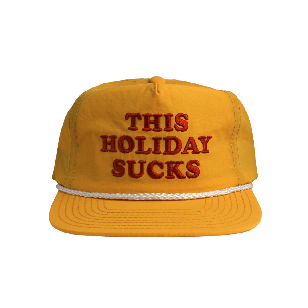 The Lobster Shanty This Holiday Sucks Snapback.
