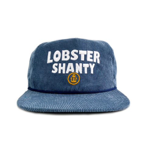 The Lobster Let's Go Surfing Snapback - Black