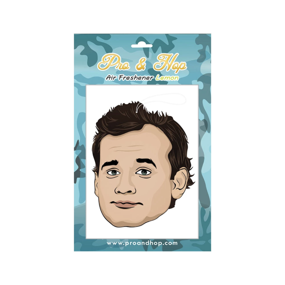 Pro & Hop Bill Murray Air Freshener