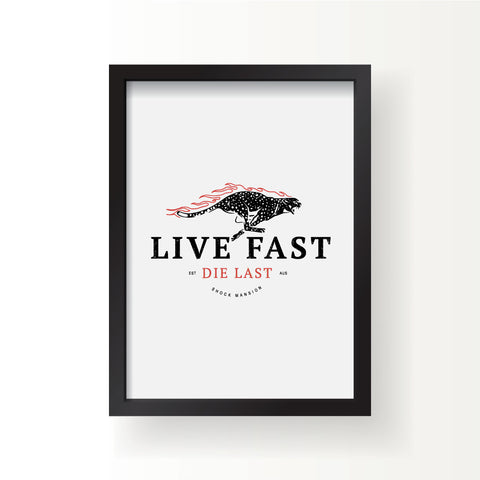 Time Of Your Life Print