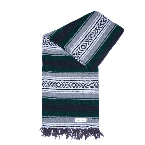 Arizona Diamond Blanket - Kelly Green
