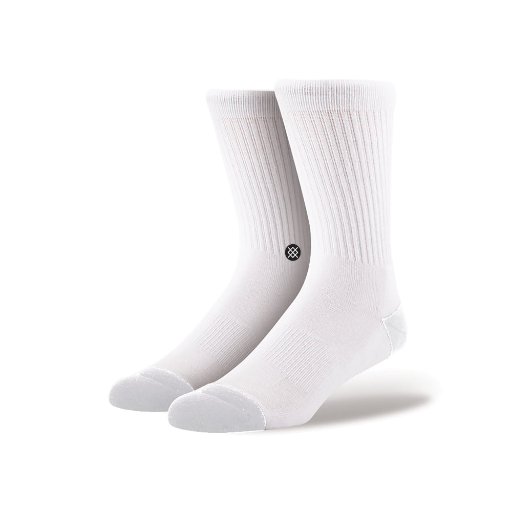 Stance - Icon Three Pack - White
