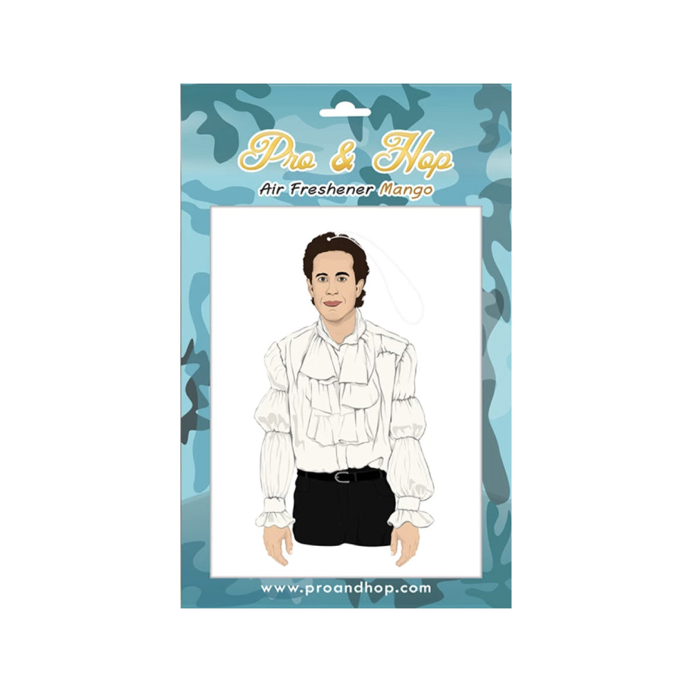 Pro & Hop Jerry Seinfeld Air Freshener