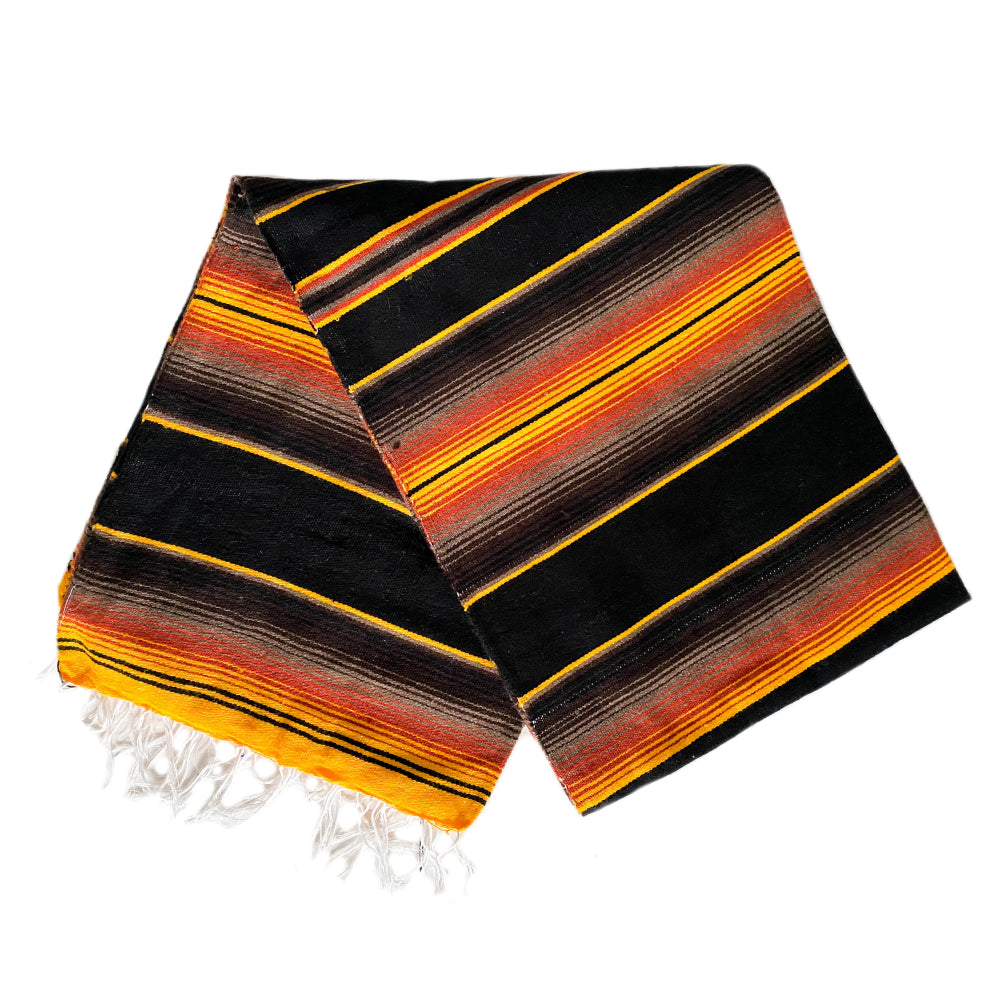 Serape - Retro Black