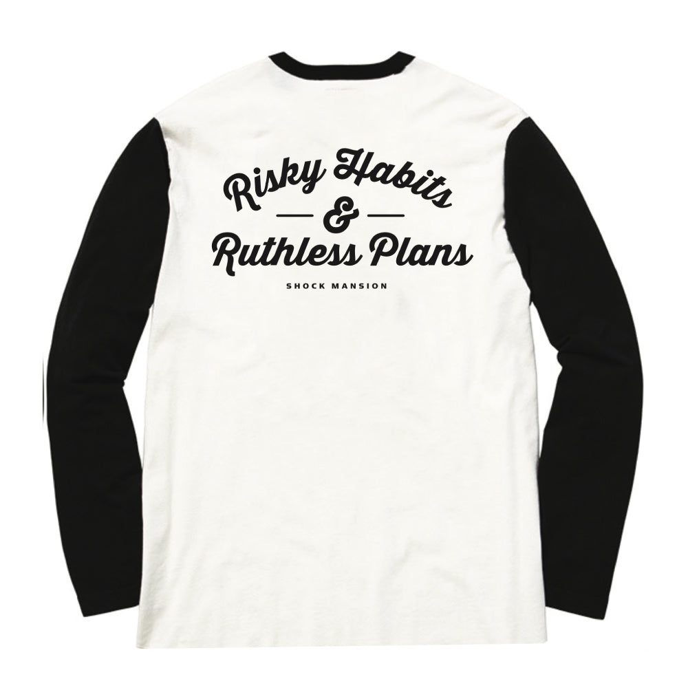 Risky Habits Long Sleeve