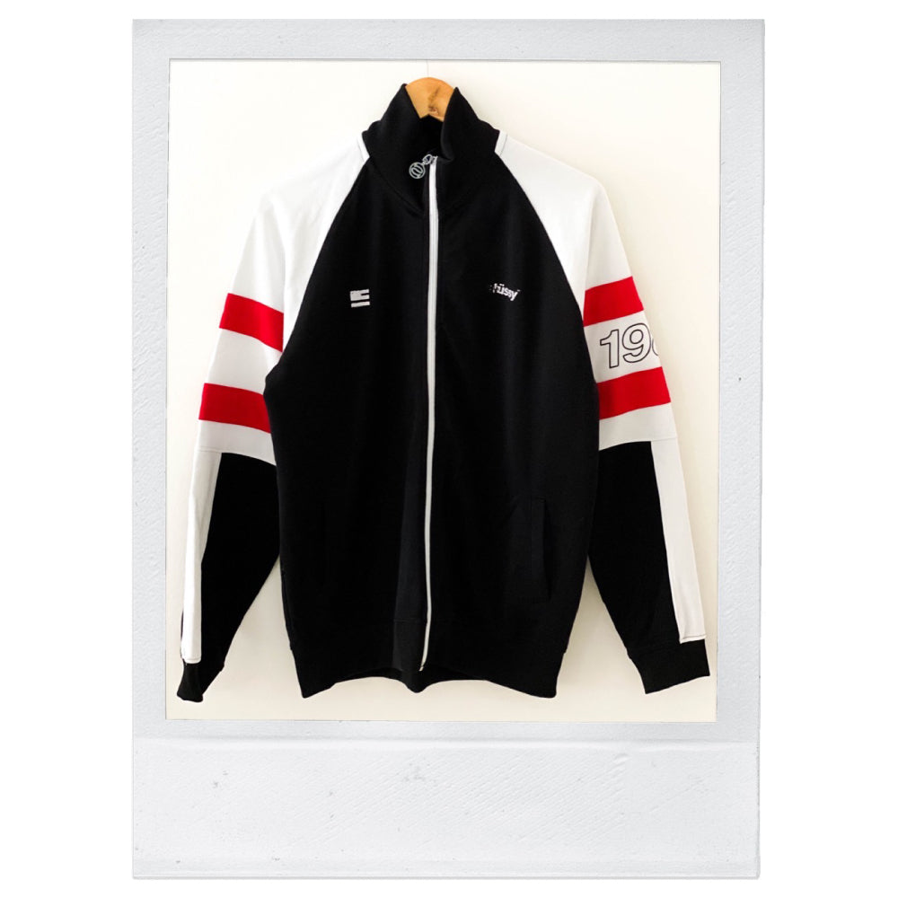 Vintage - Stussy Zip Through LARGE