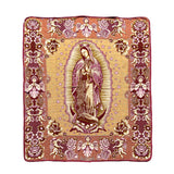 Guadalupe Blanket - Yellow & Red