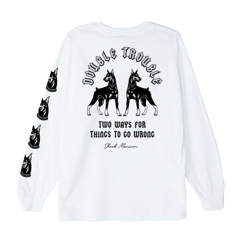 Never Back Down Long Sleeve