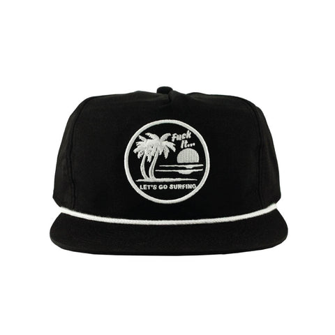 The Lobster Shanty Shrimpin' Ain't Easy Snapback