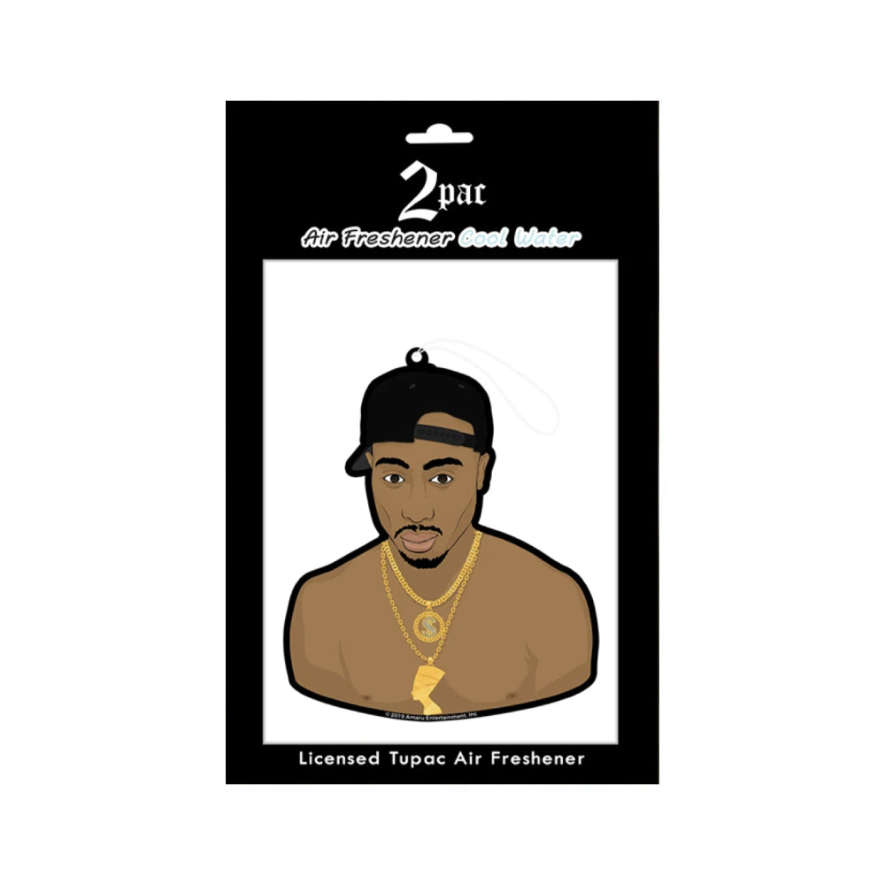 Pro & Hop Tupac Chilled Air Freshener