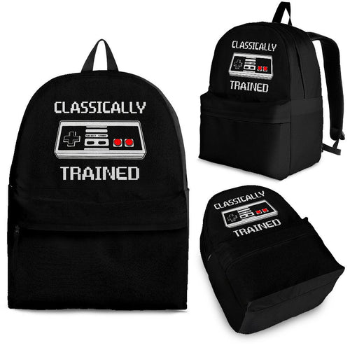 Classically Trained Backpack