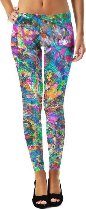 Neon Yuminess Leggings