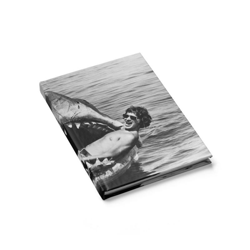 Jaws & Spielberg Journal - Blank