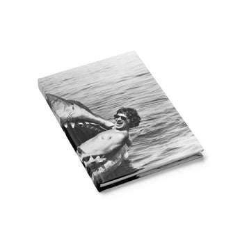 Jaws & Spielberg Journal - Ruled Line