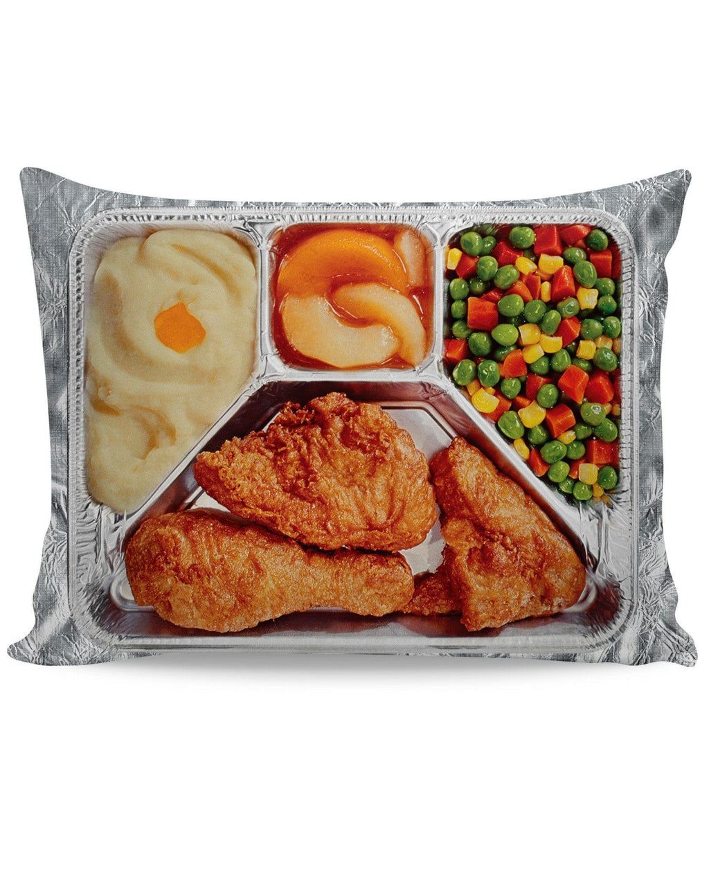 TV Dinner Pillow Case