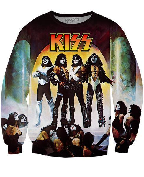 KISS Love Gun Sweatshirt