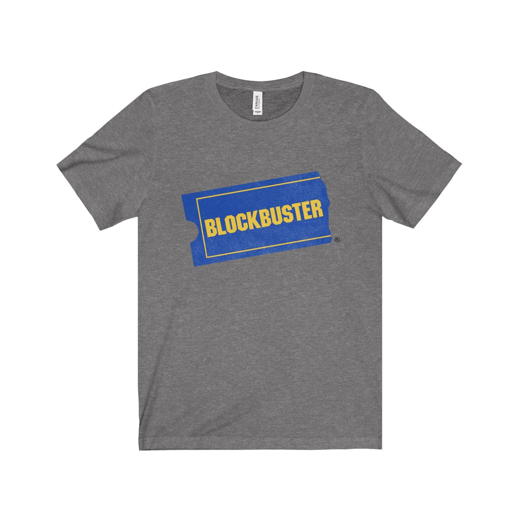 Block Buster Heather Unisex Tee