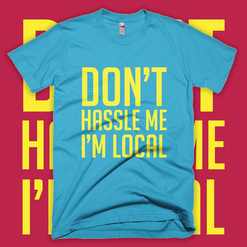 What About Bob Local Tshirt