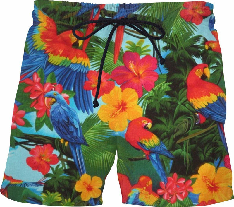 Busch Gardens Swim Trunks
