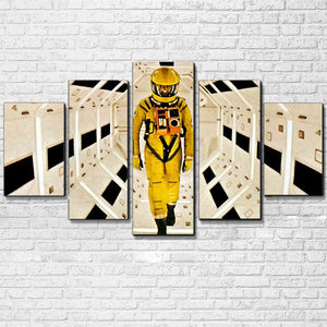 2001 A Space Odyssey Dave Canvas