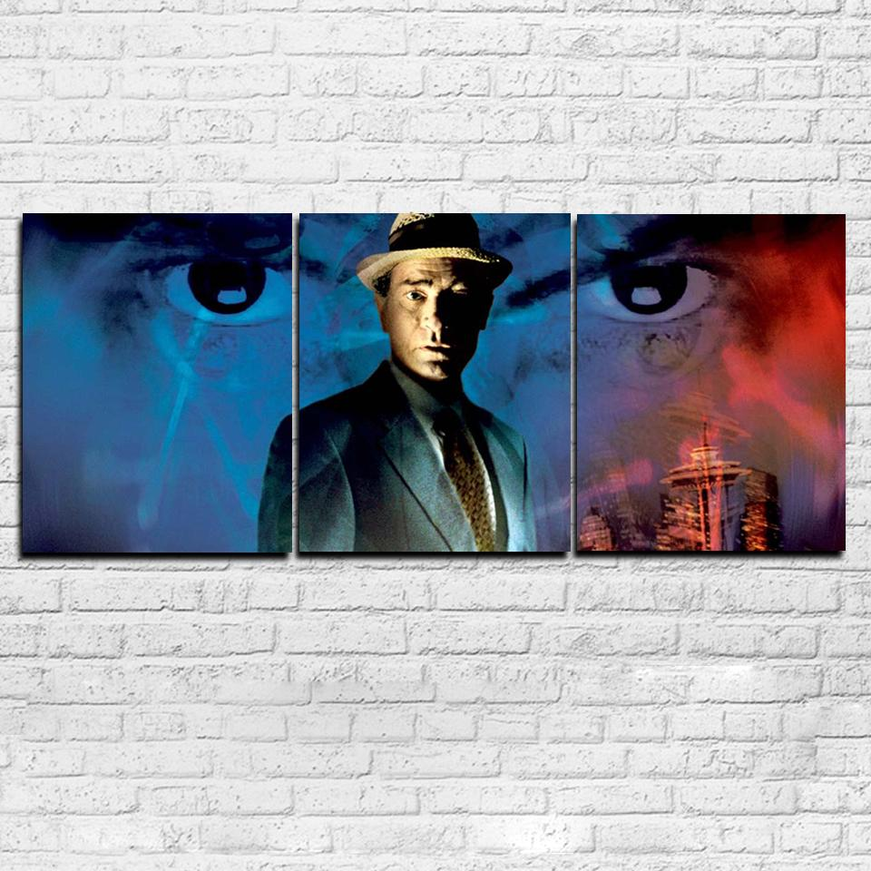 Kolchack The Night Stalker 3 Piece Canvas Set - Totally Awesome Retro
