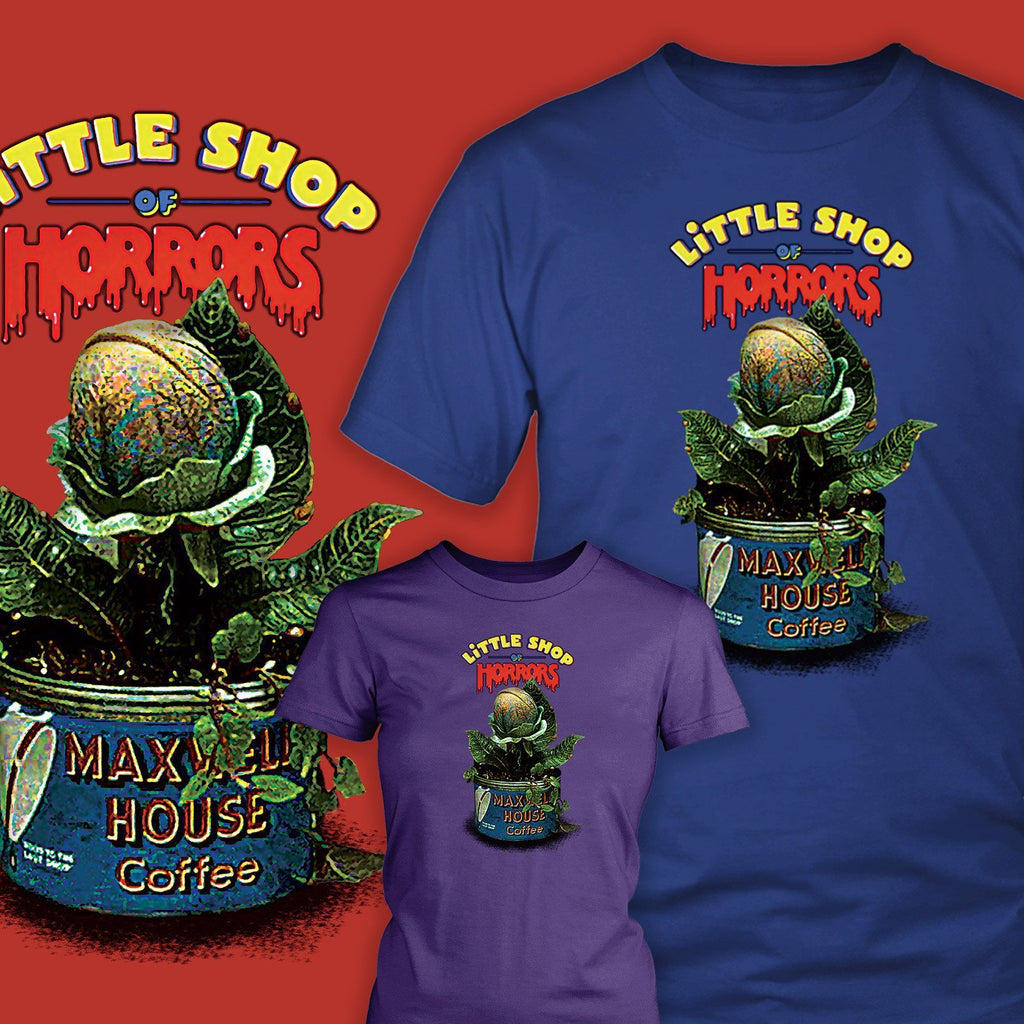 LSOH Small Audrey 2 Tshirt - Totally Awesome Retro