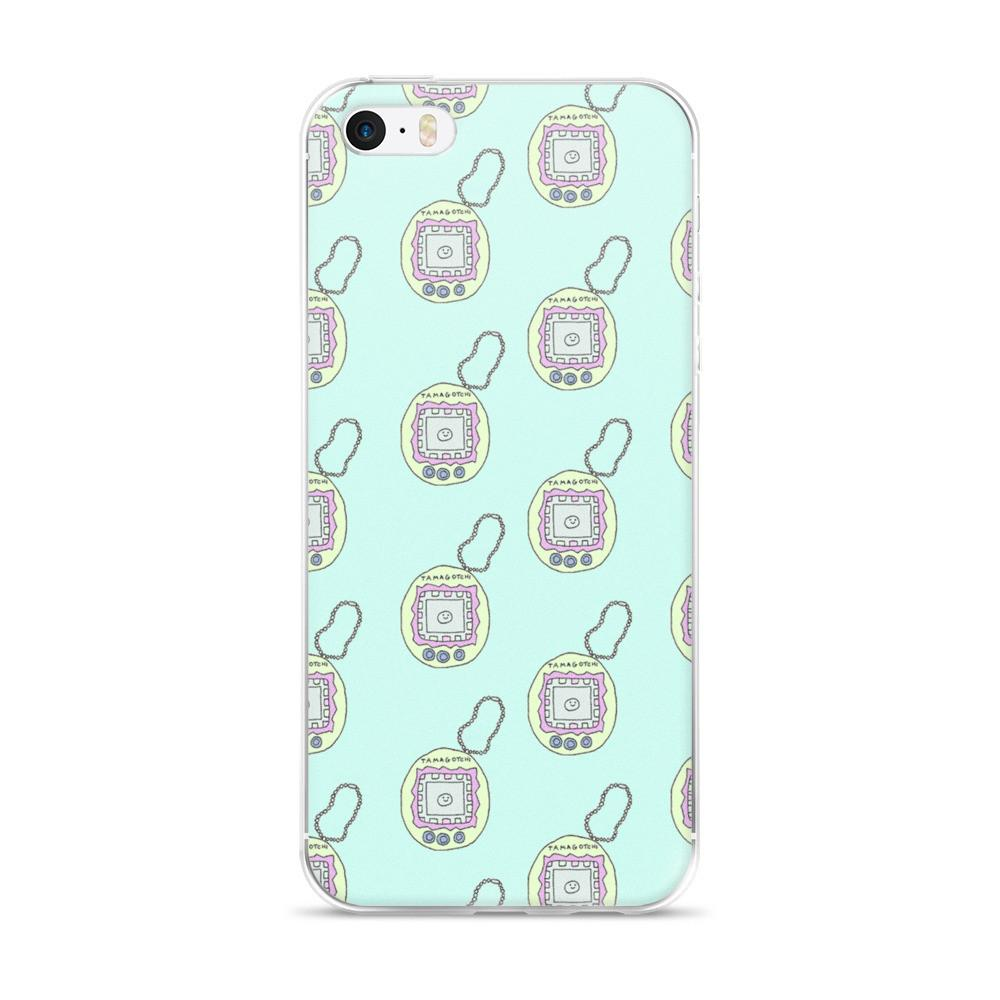 Tamagotchi iPhone 5/5s/Se, 6/6s, 6/6s Plus Case
