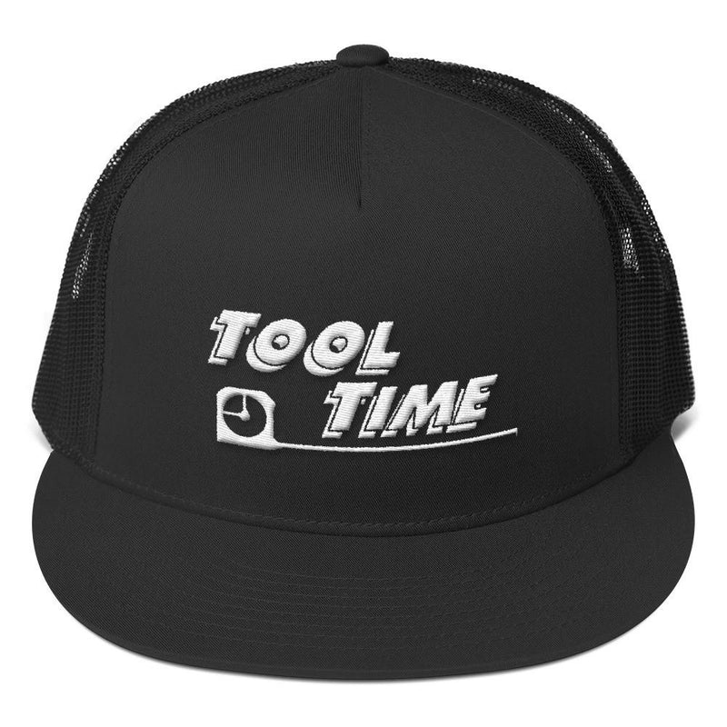 Tool Time Trucker Cap - Totally Awesome Retro