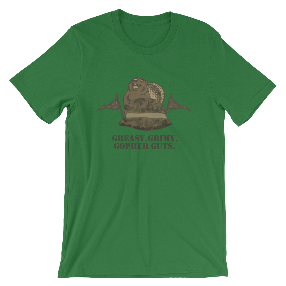Caddyshack Greasy Gopher Unisex T-Shirt
