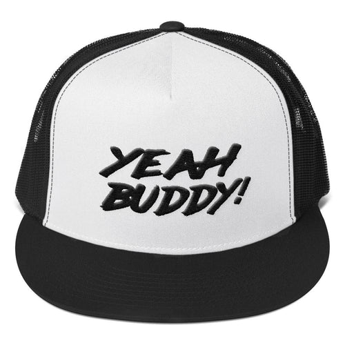 Jersey Shore - Yeah Buddy Trucker Cap