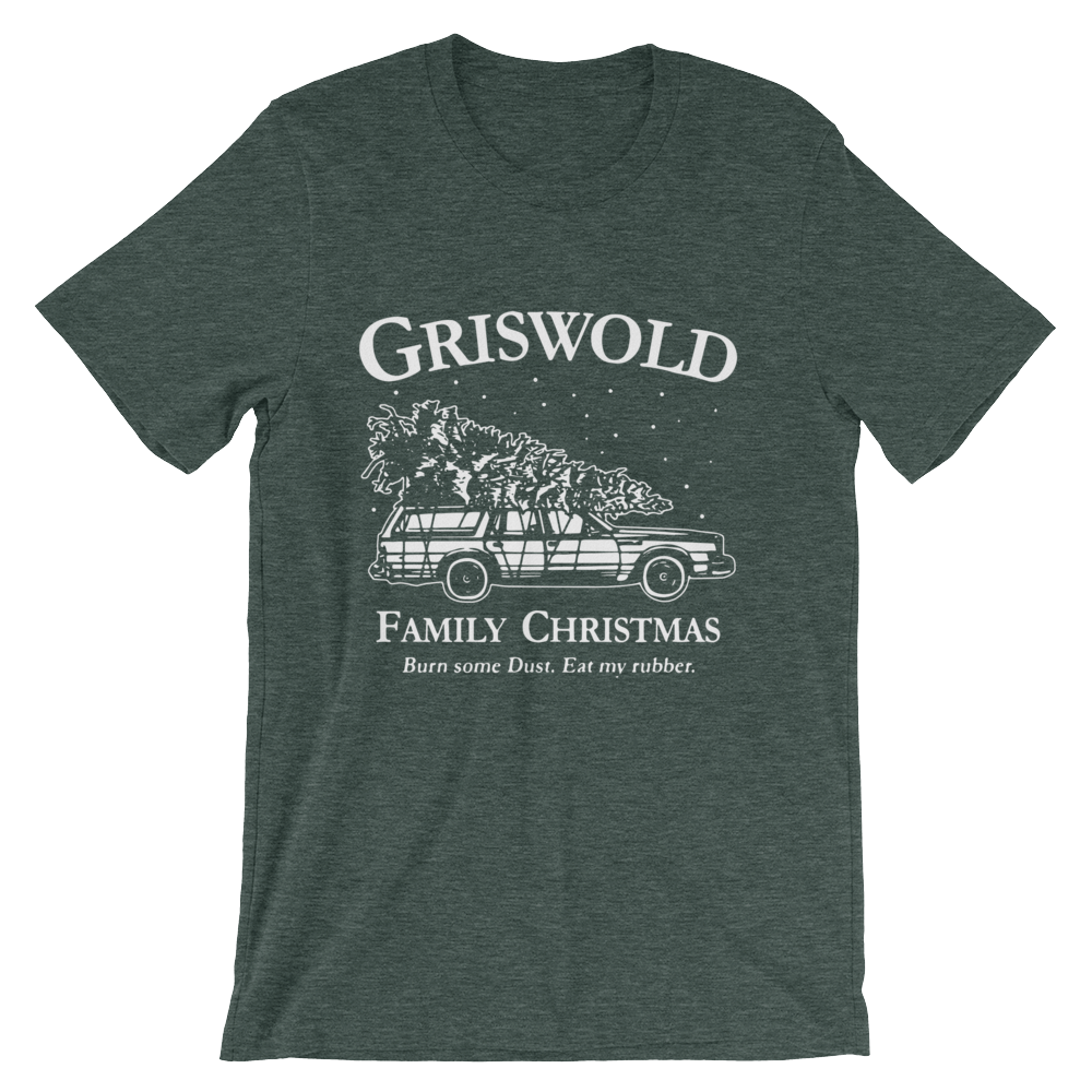 Griswold Christmas Vacation Short-Sleeve Unisex T-Shirt