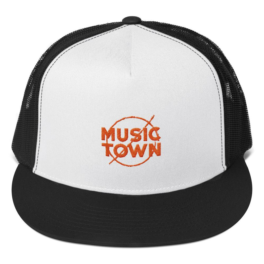 Empire Records - Down with Music Town - Trucker Cap - Totally Awesome Retro
