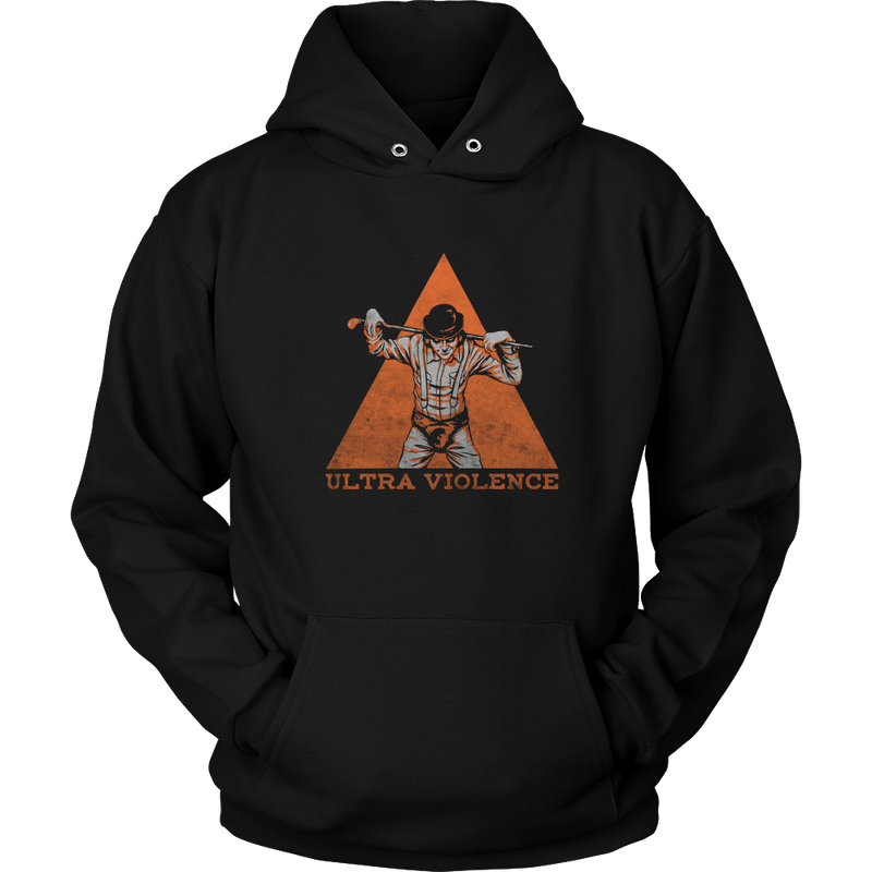 Clockwork Orange UV Unisex Hoodie