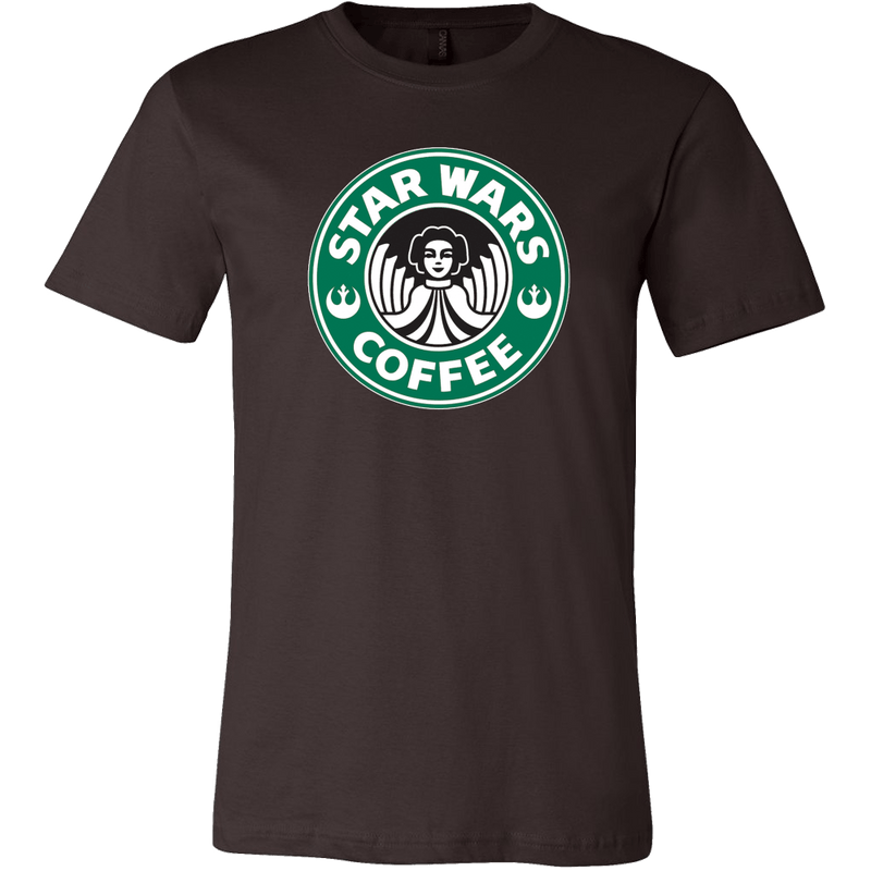 Star Wars Coffee Unisex T-Shirt/Hoodie/LS (Multiple Styles) - Totally Awesome Retro